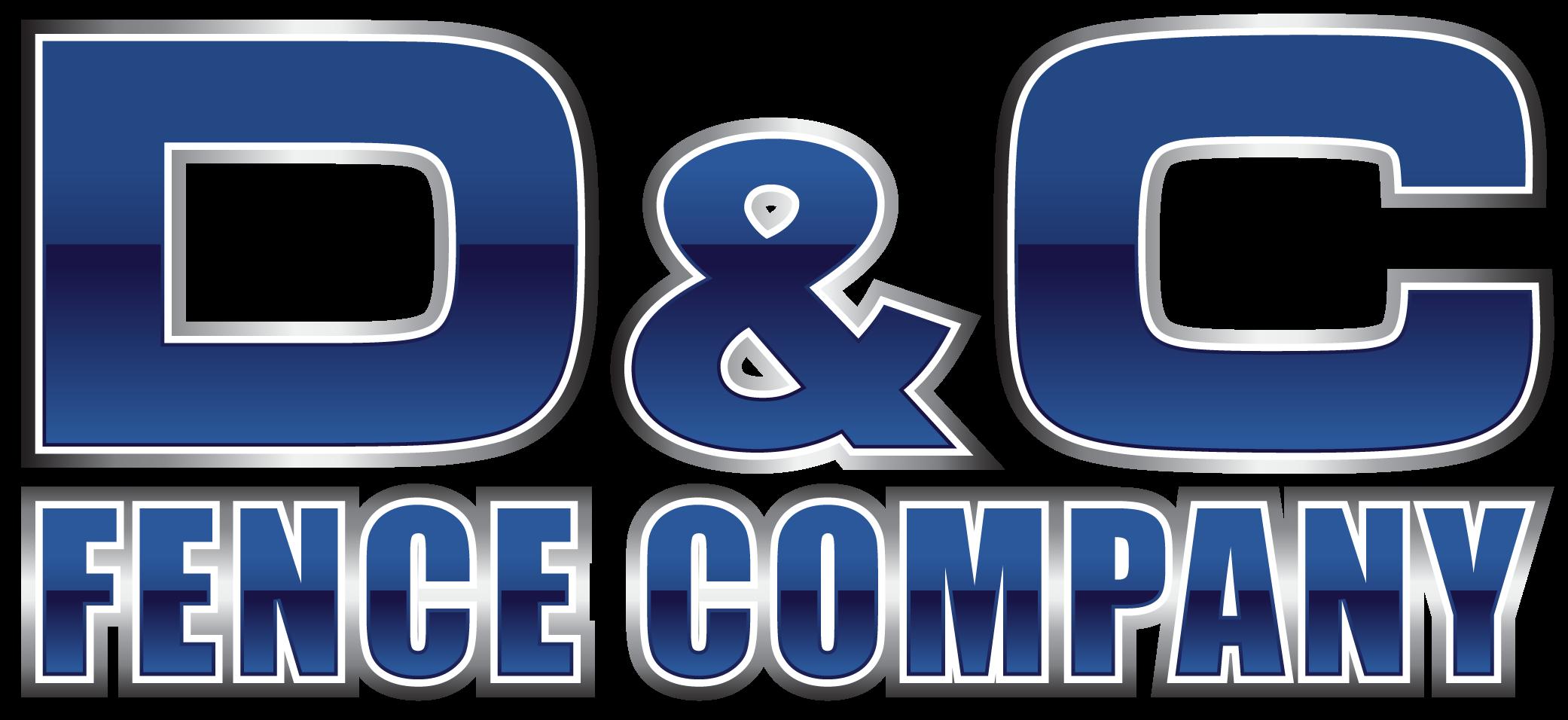 D&C Fence Logo