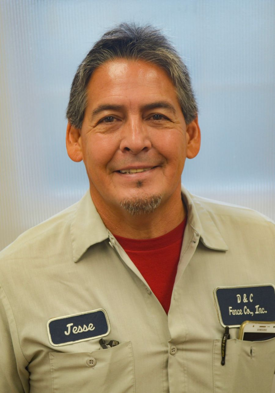 Jesse Pedraza, Material Sales/Yard Supervisor at D&C Fence Co in Corpus Christi, TX
